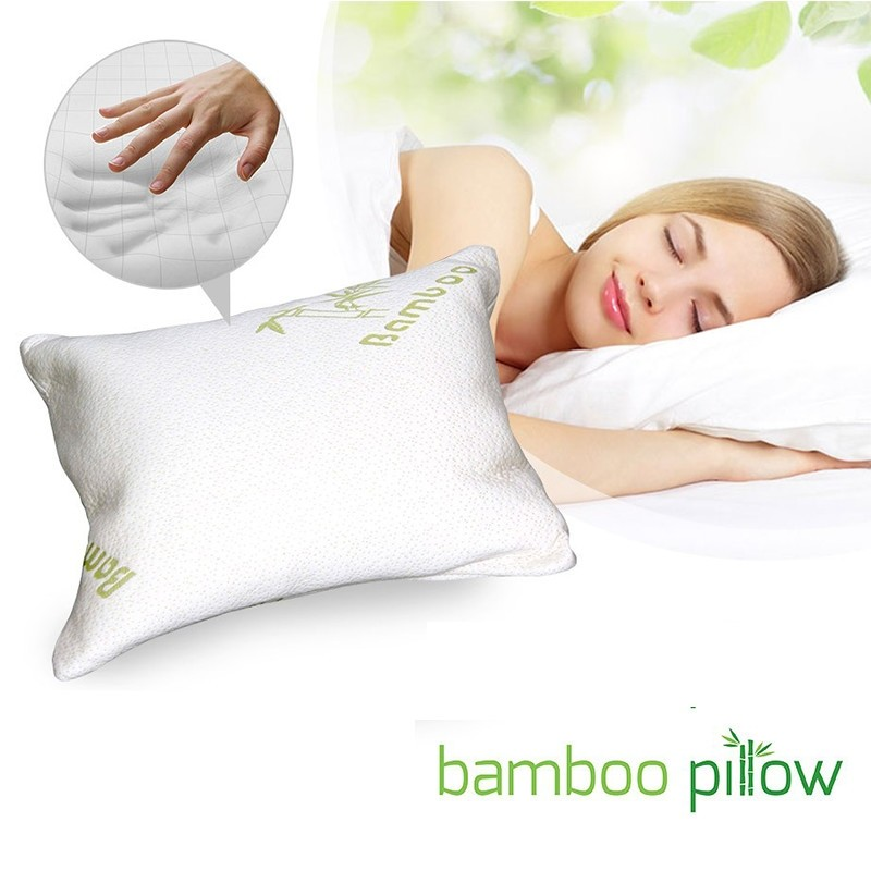 One Day For Ladies - Memory foam bamboe kussen