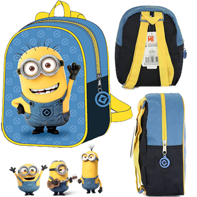 One Day For Ladies - Minions rugzak