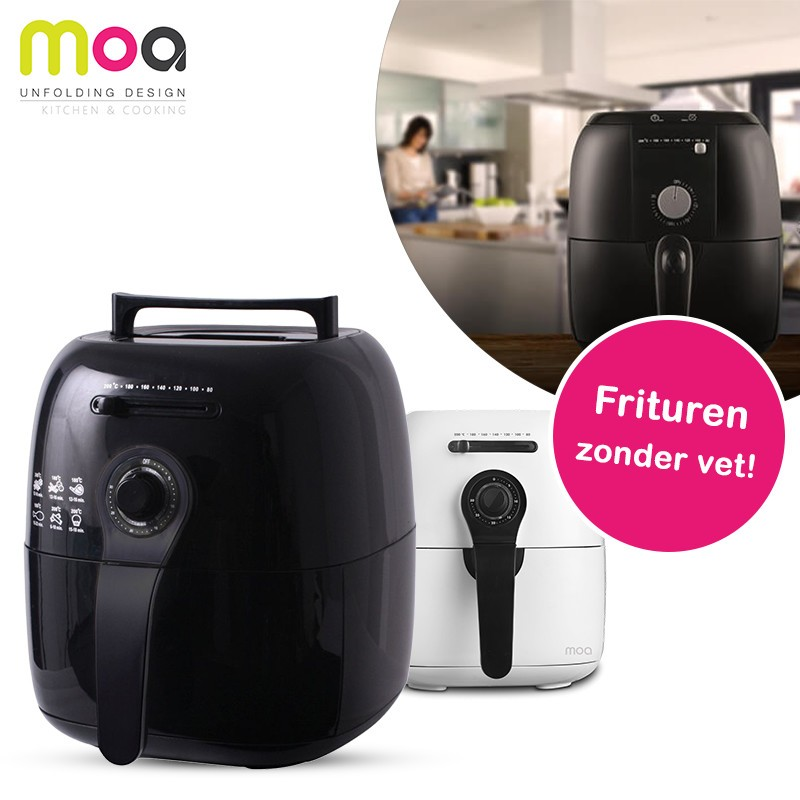 One Day For Ladies - Moa Design Airfryer