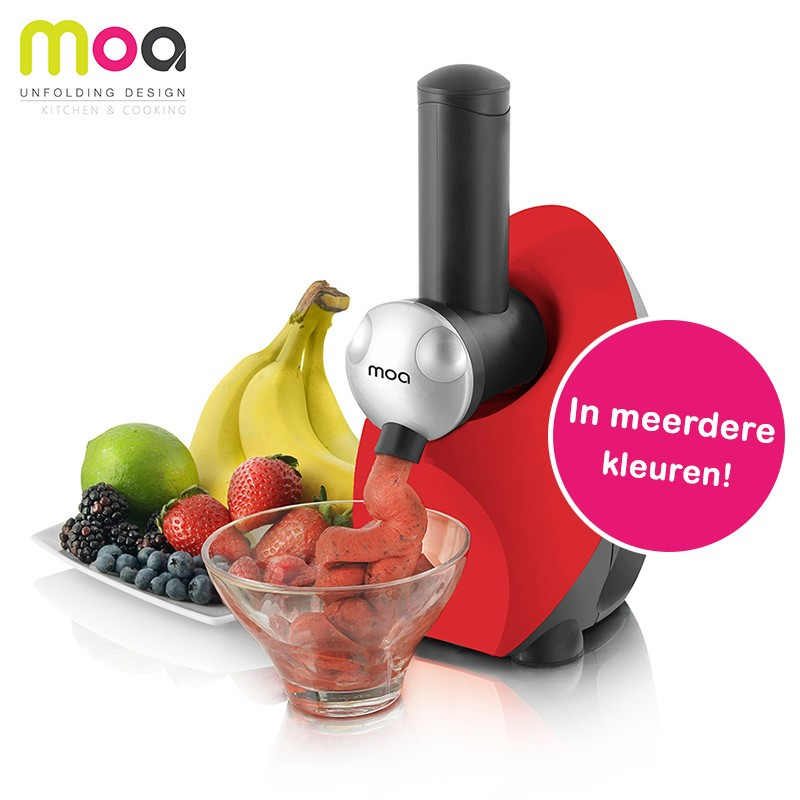 One Day For Ladies - Moa ijs en dessertmaker