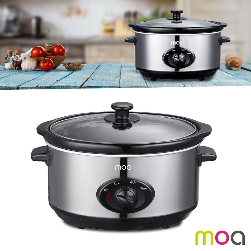 One Day For Ladies - Moa Slowcooker in twee formaten