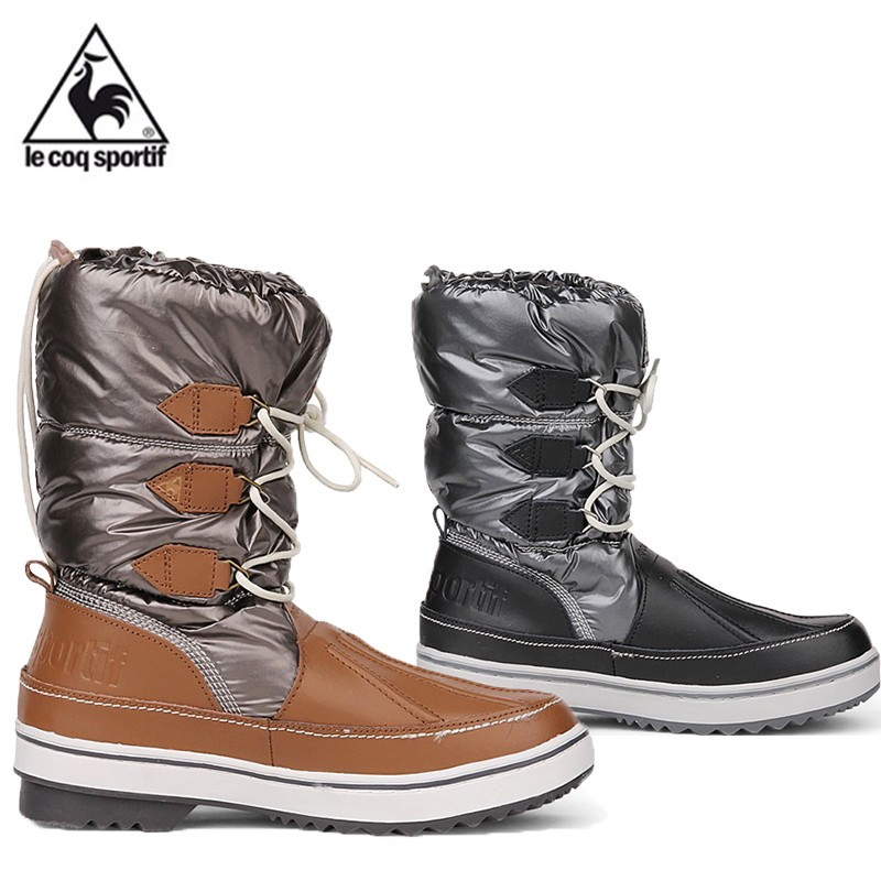 One Day For Ladies - Moonboots van Le Coq Sportif