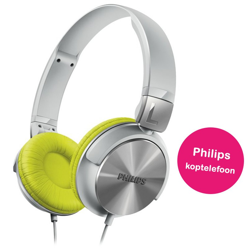 One Day For Ladies - Philips koptelefoon