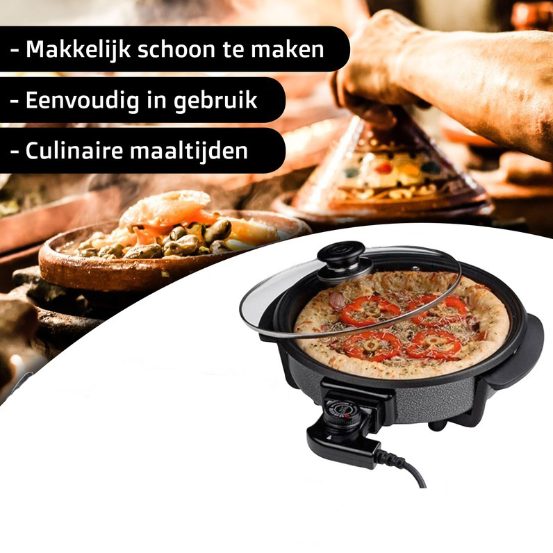 One Day For Ladies - Pizza pan