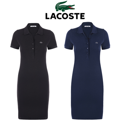 One Day For Ladies - Polo jurk van lacoste