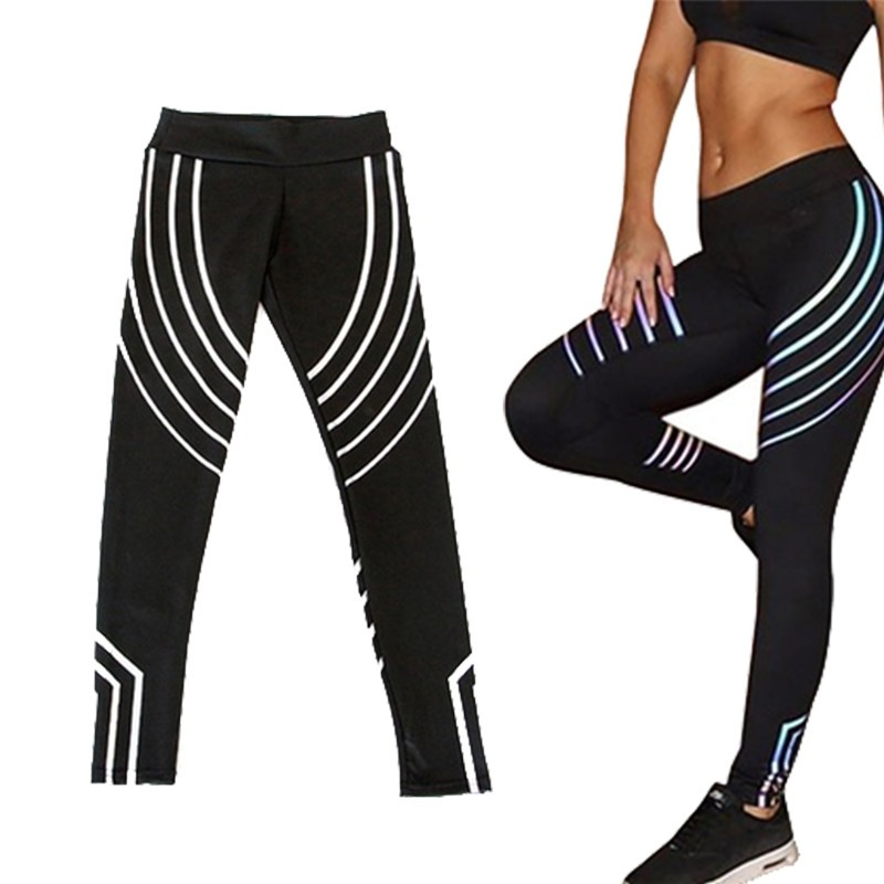 One Day For Ladies - Reflecterende sportlegging
