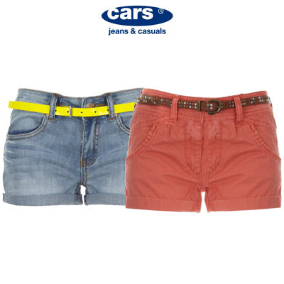 One Day For Ladies - Shorts van Cars