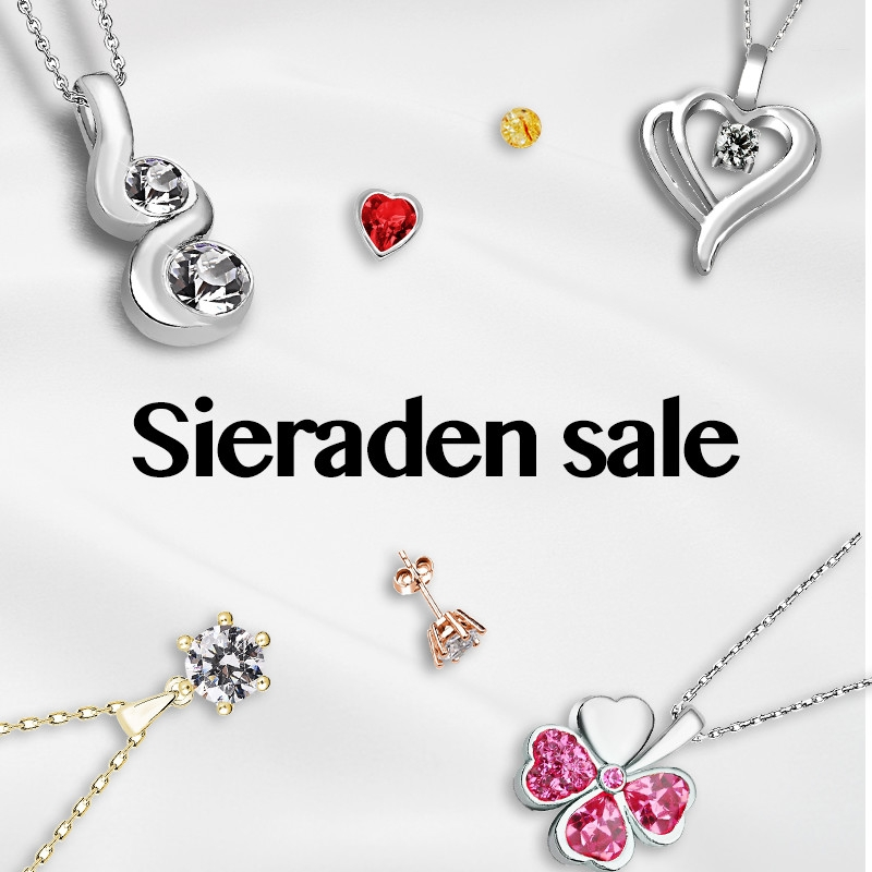 One Day For Ladies - Sieraden sale
