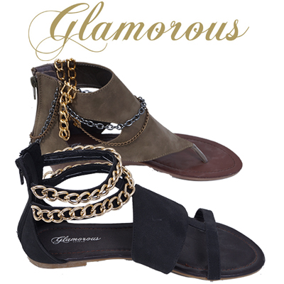 One Day For Ladies - Slippers van Glamorous