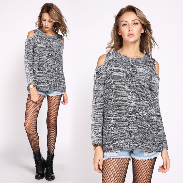 One Day For Ladies - Stijlvolle sweater