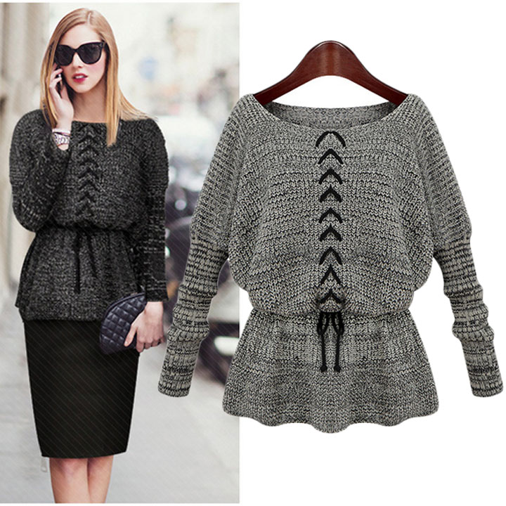 One Day For Ladies - Sweater met details