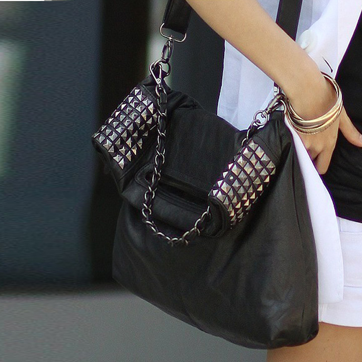 One Day For Ladies - Tas met studs