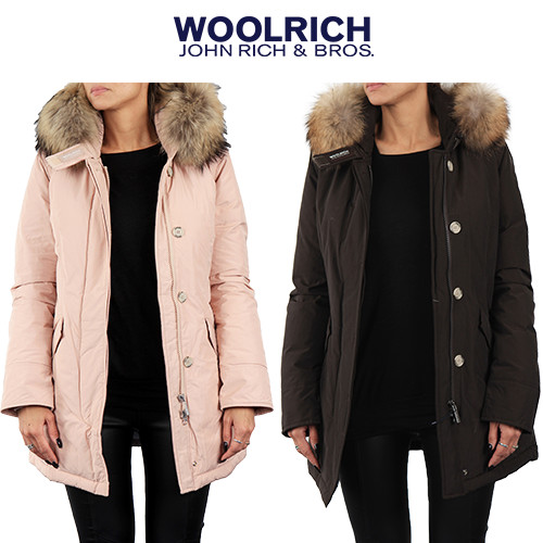 One Day For Ladies - Woolrich luxury parka