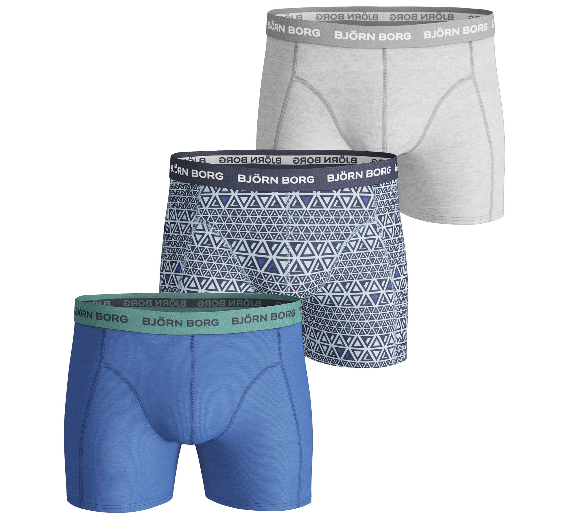 Björn Borg Triangle Boxershorts (3-pack)