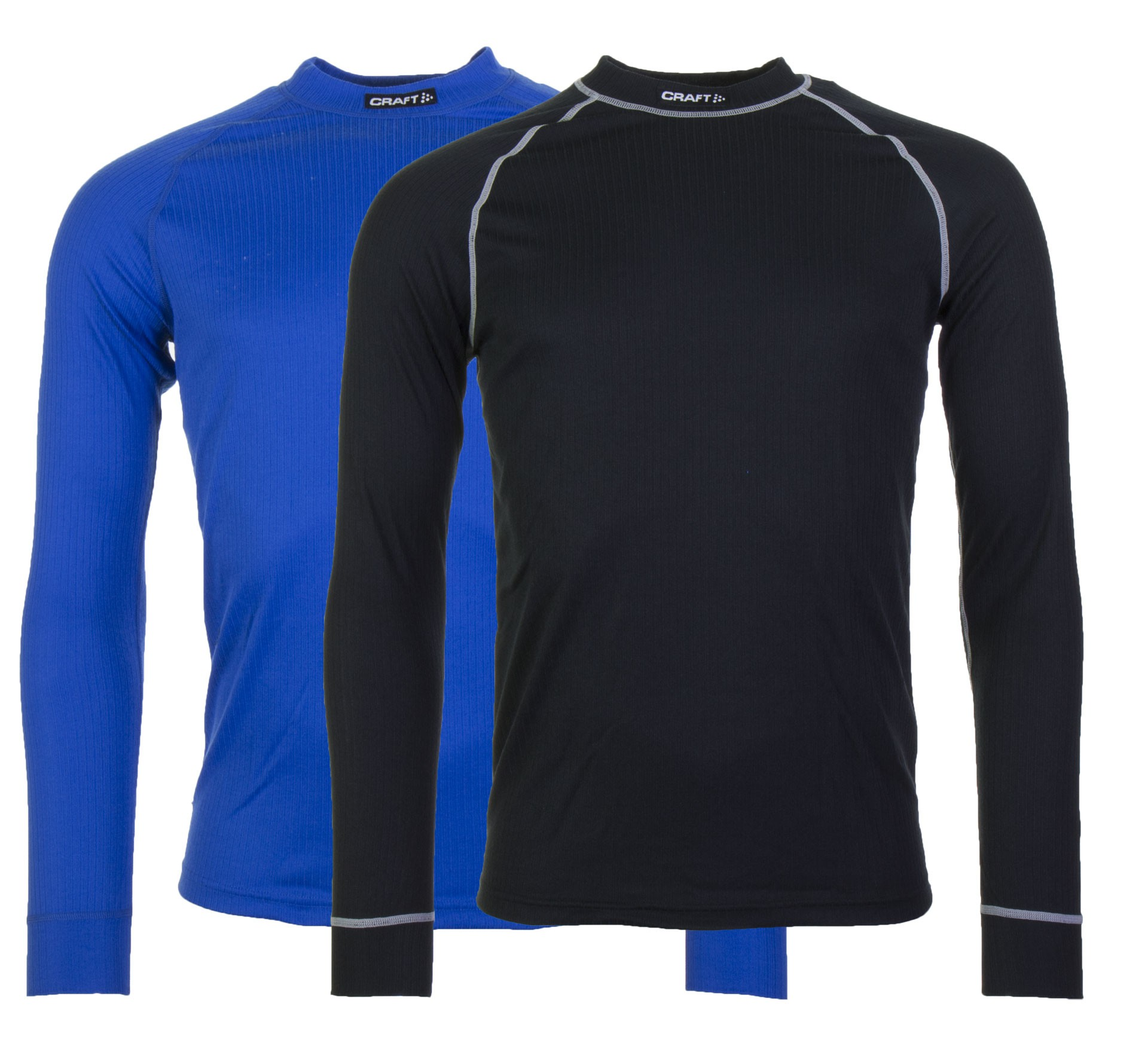 Plutosport - Craft Active Multi Longsleeve Thermo Top (2-pack)