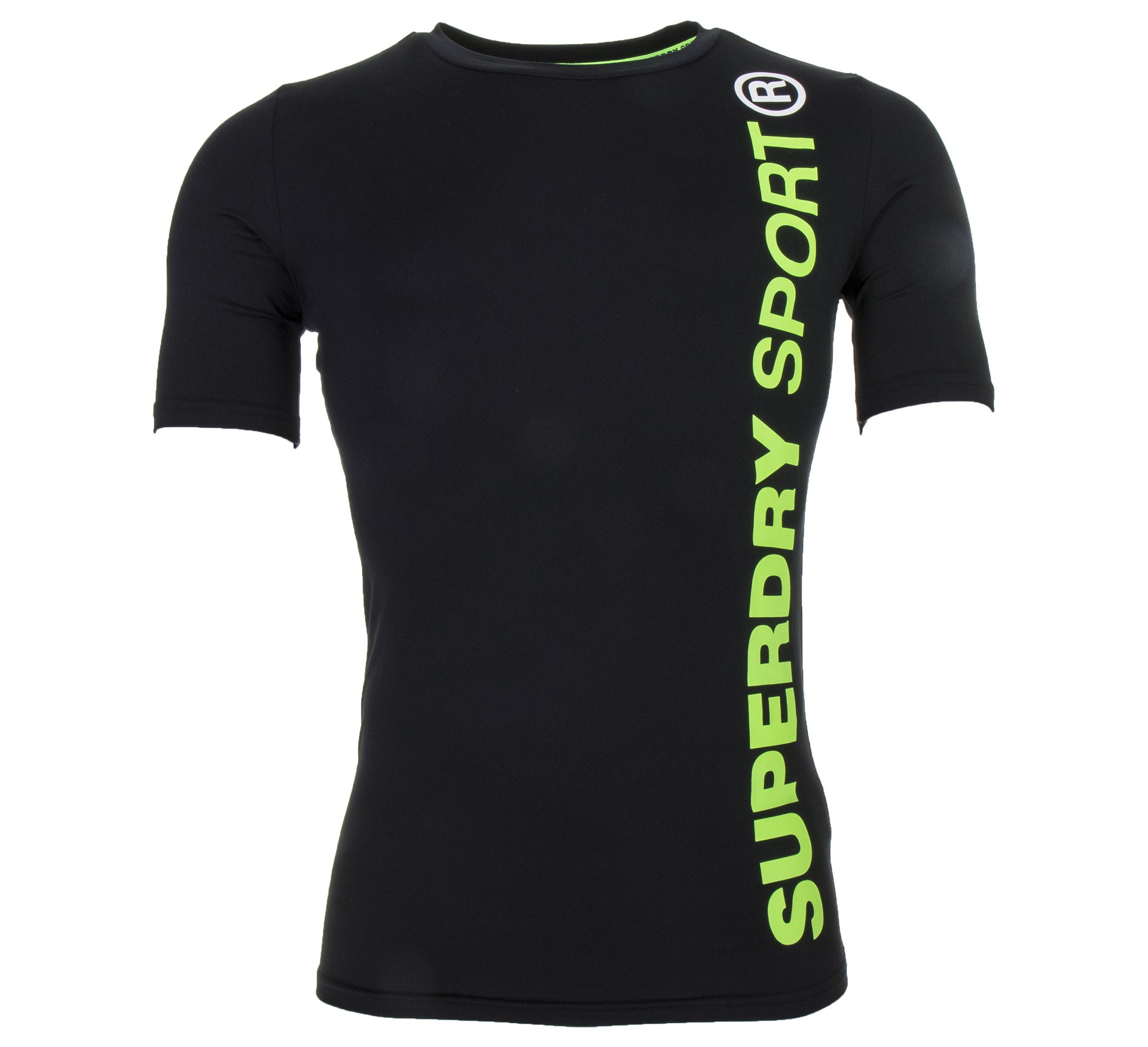Plutosport - Superdry Sports Athletic S/S Tee