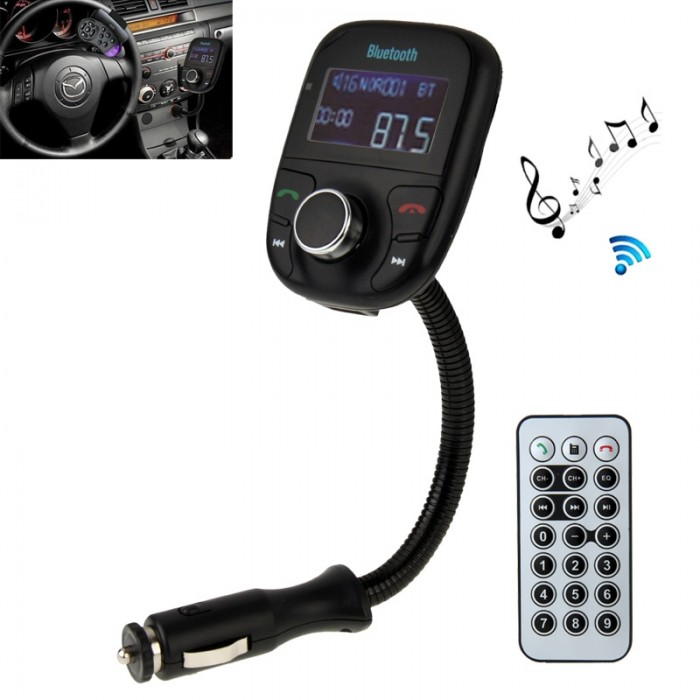 Price Attack - Bluetooth Fm Transmitter