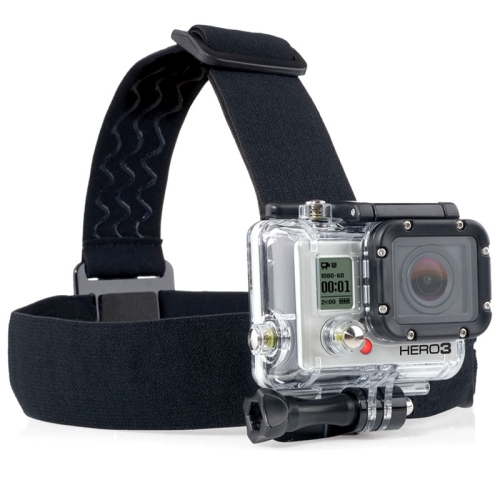Seal de Deal - Camera Headstrap voor GoPro