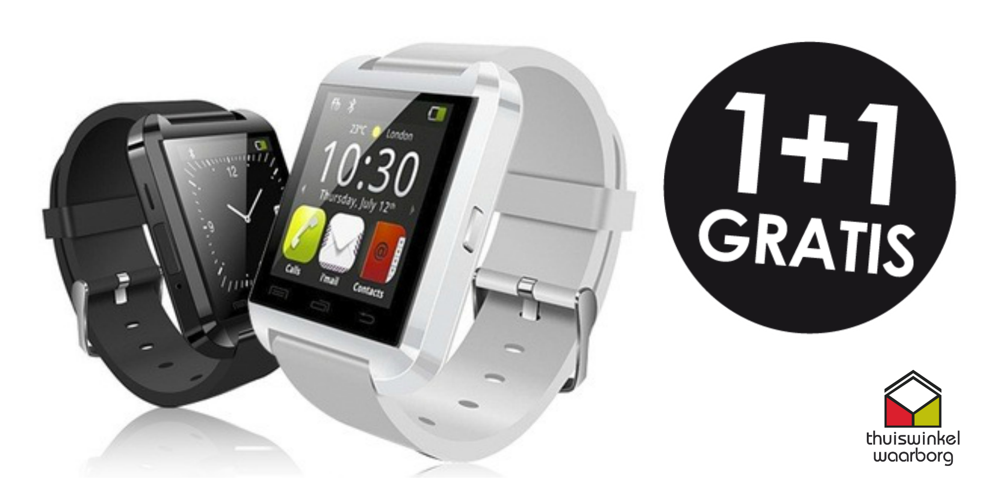 Seal de Deal - SMARTWATCH OP=OP DEAL!