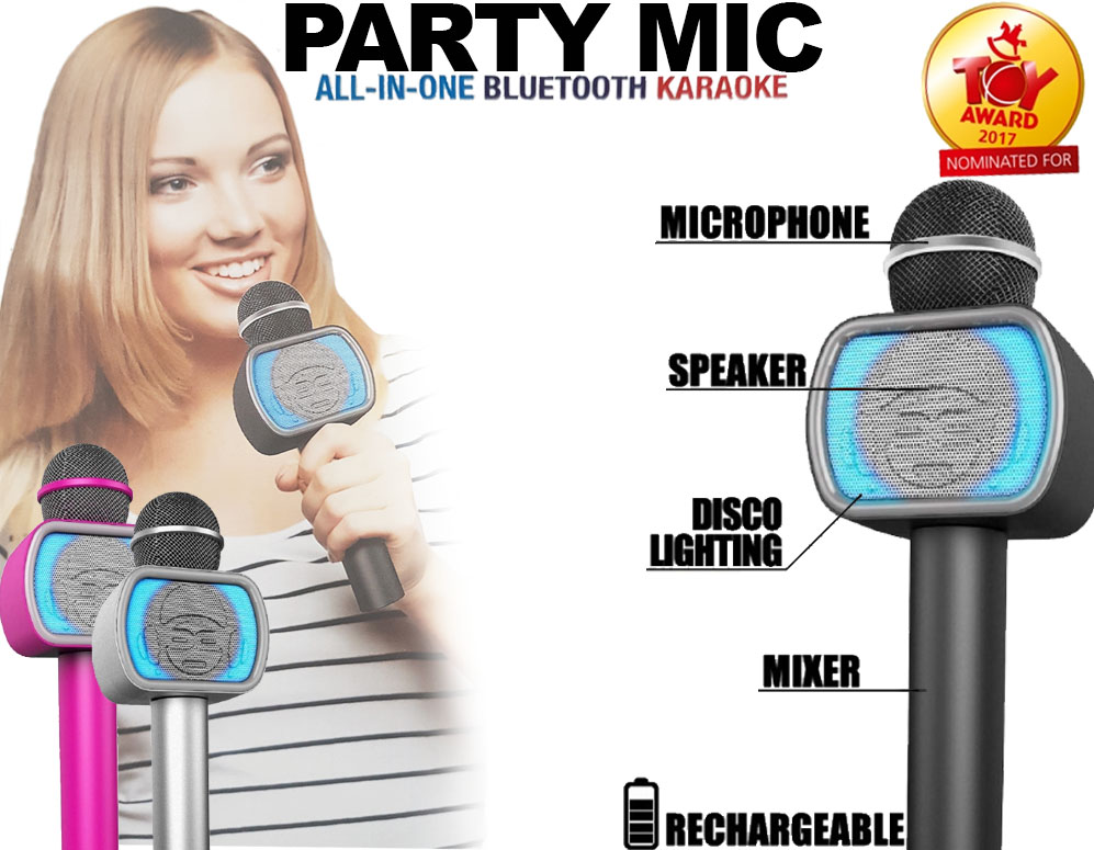 vsdeal.com - iDance PM-20 Party Mic