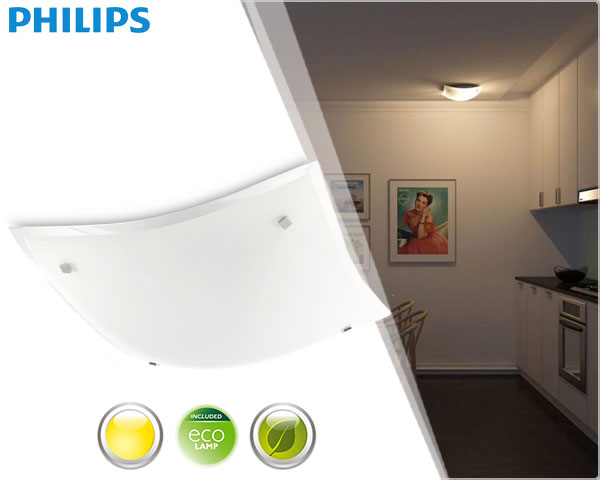 Waat? - Philips myliving clavate plafondlamp